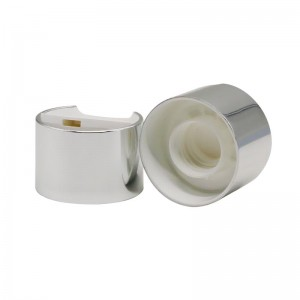 24/410 doble pared superior disco de aluminio anodizado
