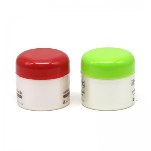 100ml PP plastîk jar cream cosmetic