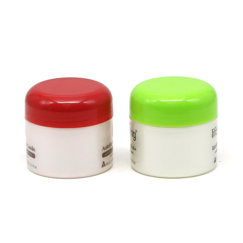 100ml PP plastic cosmetic cream jar Featured Image