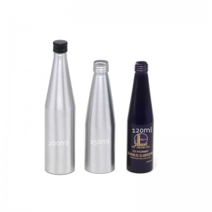 AJ-08 series aluminum gas additive bottle
