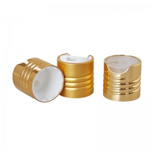 24/410 oxidated disc aluminium cap top