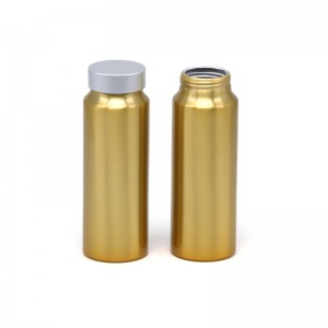 250ml aluminum pharmaceutical bottle