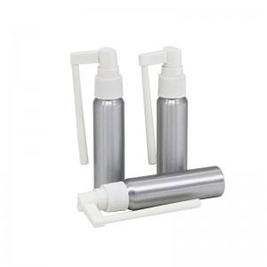 40ml aluminum nasal spray bottle