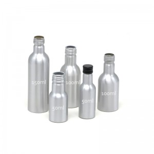 AJ-02 series aluminum bottle for fuel additive