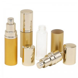 30ml / 40ml classical anodized aluminum perfume atomizer