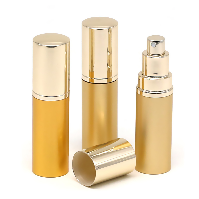 30ml / 40ml classical anodized aluminum perfume atomizer Featured Image
