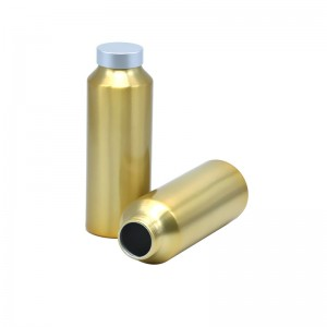480ml luxury capsule packaging bottles