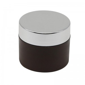 100g wide mouth plastic cosmetic cream jar