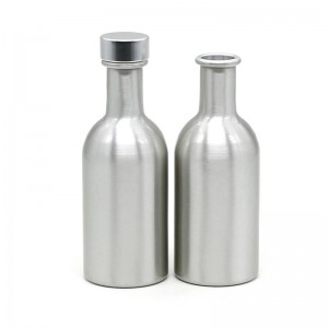 wholesale 250ml aluminum wine bottle