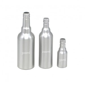 AJ-04 series aluminum engine oil bottle