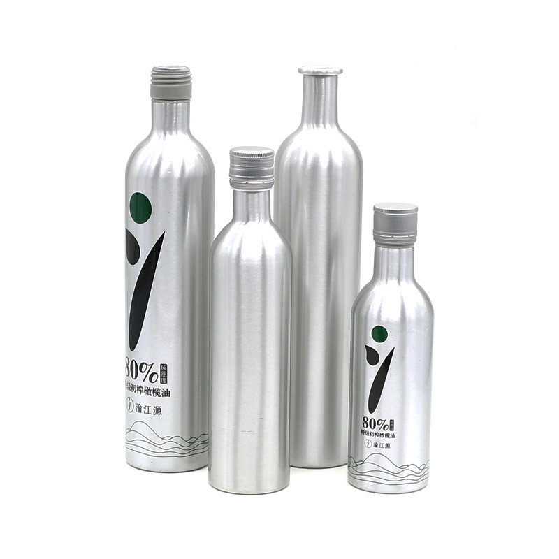 250ml high quality aluminum oil bottle Featured Image