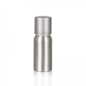120ml Empty Aluminum Bottles For Wine Vodka
