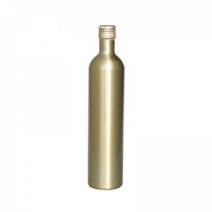 330ml Luxury Aluminum Bottles For Wine