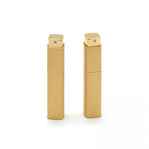 Twist Up Aluminum Perfume Spray Atomizer