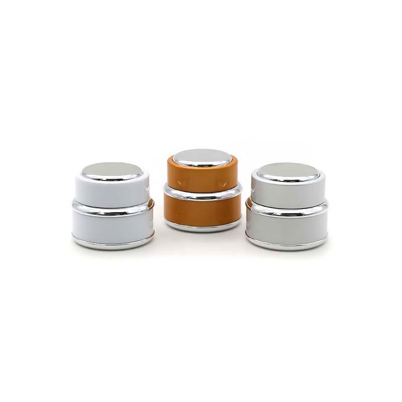 Popular Plastic Cosmetic Facial Cream Jar Featured Image