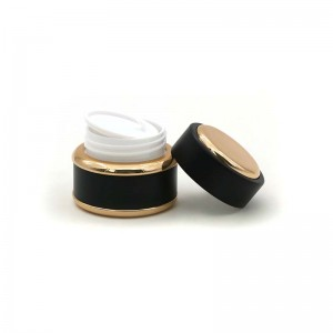 Hot Sale PL-5-1 Series Plastic Cosmetic Cream Jar 15g 30g 50g