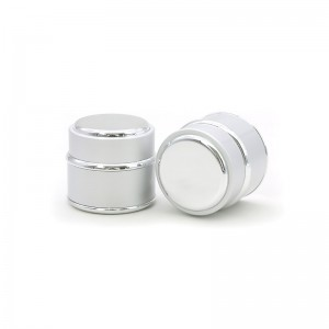 30G 50G Luxury Plastic Cream Packing Jar PL-5-1