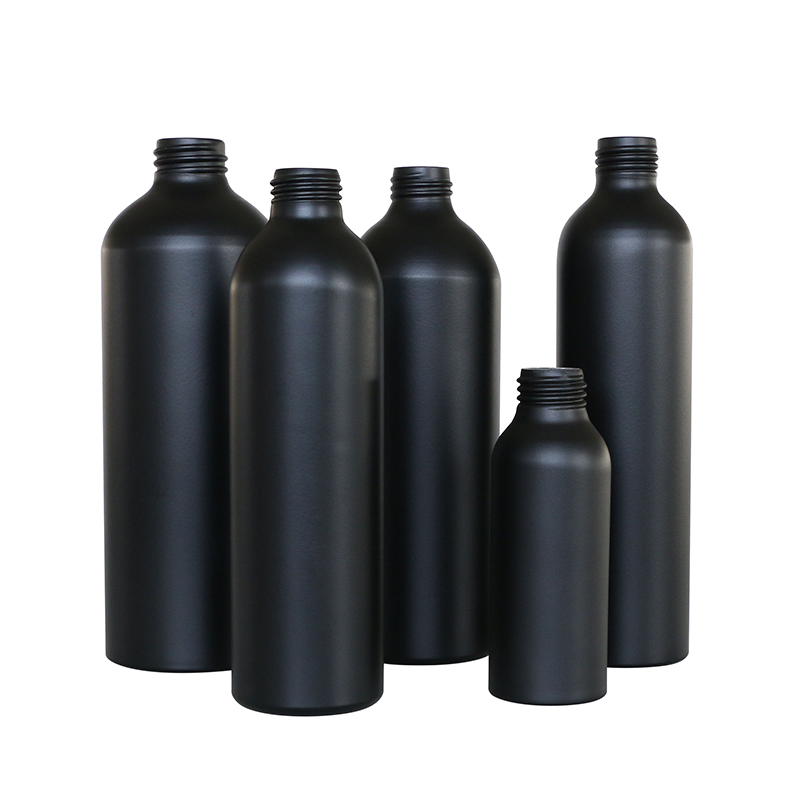 1000ml Luxury Aluminum Cosmetic Bottles Featured Image