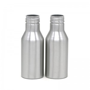 150ml aluminum energy supplement drink bottle