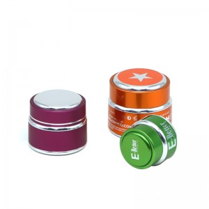 Factory price luxury skin care cream jar