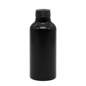 14 oz screw top aluminum bottle for beverage