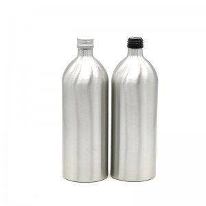1000ml aluminum fruit juice bottle