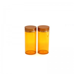 400ml high quality plastic health care bottle