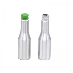 AJ-09 series aluminum bottle for engine oil 200 ml