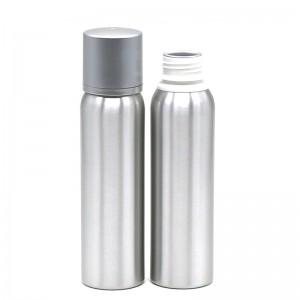 9 oz food grade wodka aluminium fles