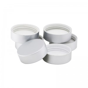 42mm aluminum-plastic lid for glass jar