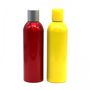 1000ml large aluminum vodka wine bottle