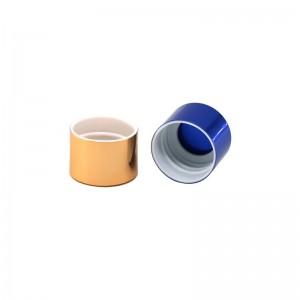 28/410 utlenianie powłoki aluminiowej plastikową zakrętką