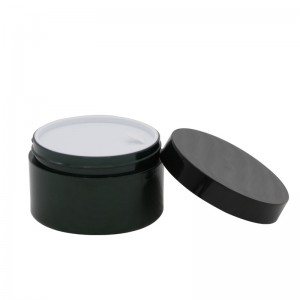 150ml PET plastic face cream container
