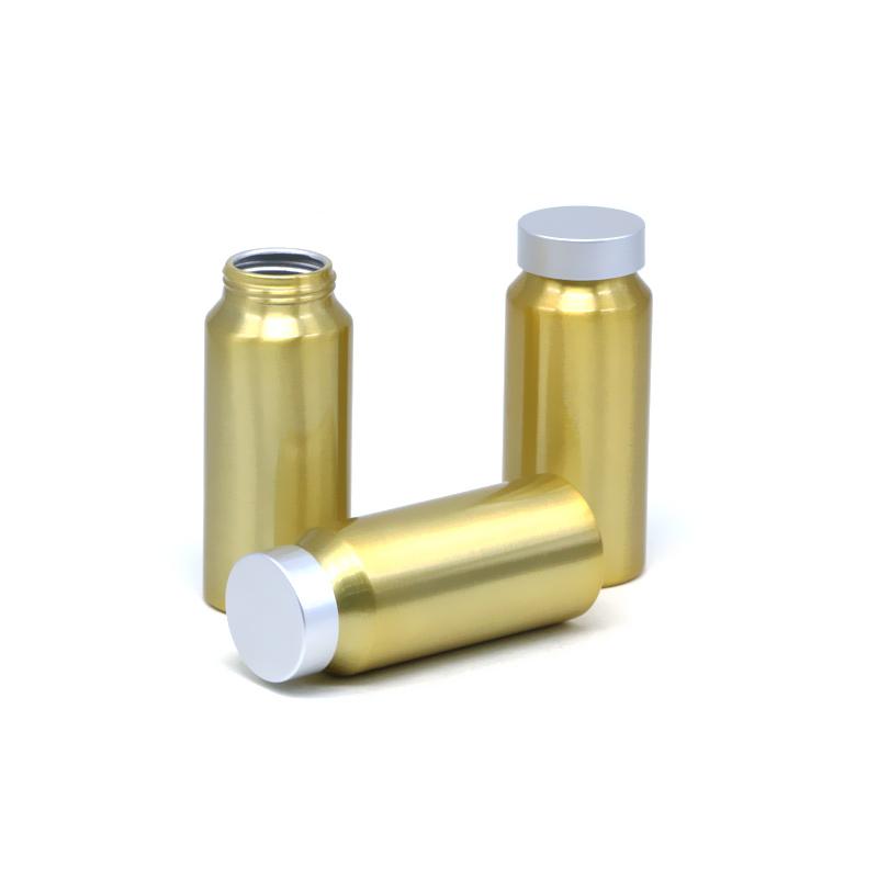 پوست 200ml قرص آلومینیوم ظرف تصویر ویژه