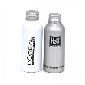 160ml aluminum spray water bottle