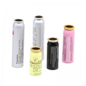 small aluminum aerosol can