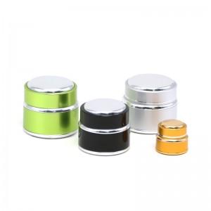 Factory price luxury skin care cream jar