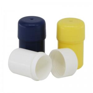 20ml cheap plastic ointment jar