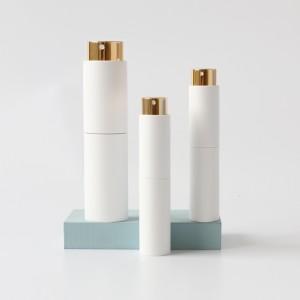 Fast shipment 8ml 10ml 20ml perfume atomizer spray bottle twist up mini spray bottle for hand sanitizer
