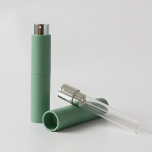 Low MOQ 10ml Atomizer Bottle For Hand Sanitizer Portable Refillable Perfume Atomizer