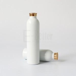 100ml silver aluminum powder bottle
