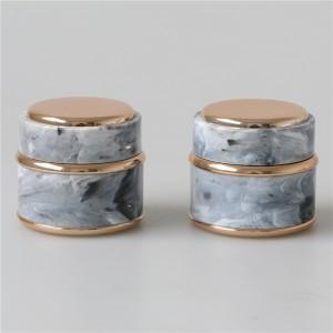 5ml 7ml 15ml 30ml 50ml Nail Gel Jar Luxury Cosmetic Face Cream Pot