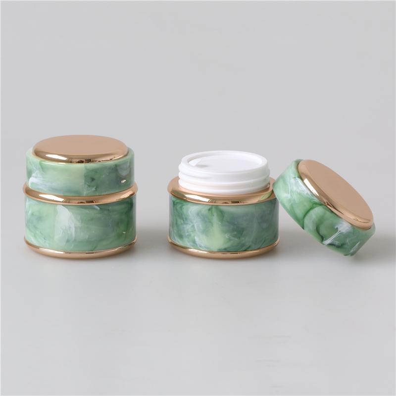 5ml 7ml 15ml 30ml 50ml Nail Gel Jar Luxury Cosmetic Face Cream Pot Featured Image