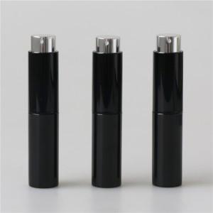 frost plastic spray perfume bottle 10 ml custom design