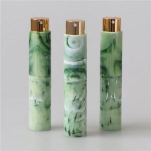 fancy pocket glass perfume bottle 10ml high quality