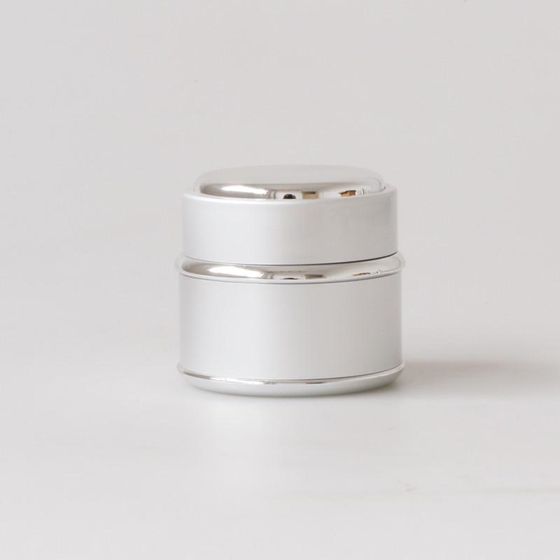 Custom color luxury skin care cream jar 5g 7g 15g nail gel pot Featured Image
