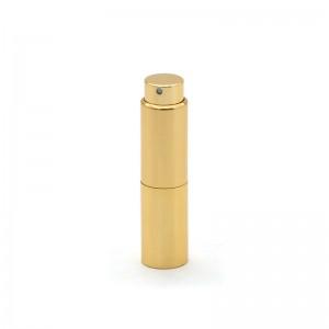 8ml 10ml 15ml mini aluminum perfume atomizer bottles