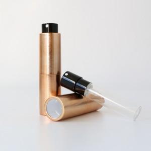 8ml 10ml 20ml atomizer spray bottle refillable vial for hand sanitizer cheap price