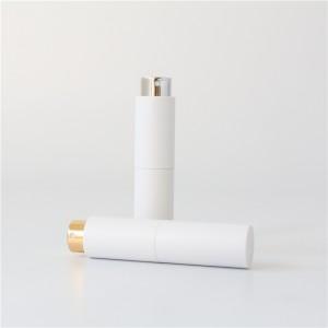 Custom color 8ml perfume bottle with sprayer refillable perfume atomizer