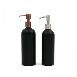 1000ml Luxury Aluminum Cosmetic Bottles